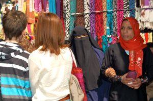 Exploring the bustling alleyways of Cairo