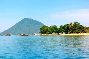 Beautiful Bunaken Island, Indonesia—Caroline Helbig