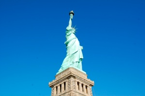 Get up close to NYC's first lady with a Statue of Liberty/Ellis Island tour—Caroline Helbig