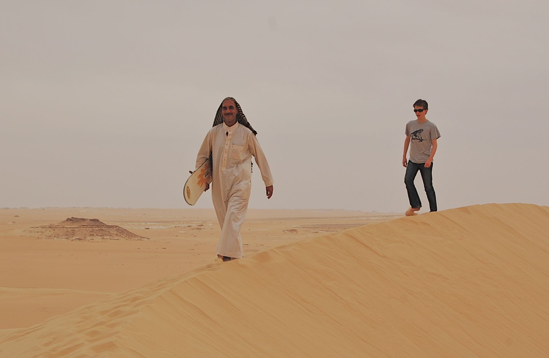 Siwa Great Sand Sea