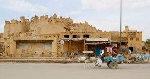 Siwa's Shali fortress—Caroline Helbig