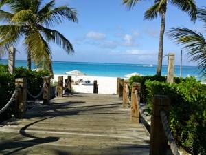Villa Renaissance beach access—Caroline Helbig