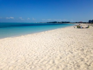Stunning Grace Bay Beach Turks and Caicos—Caroline Helbig