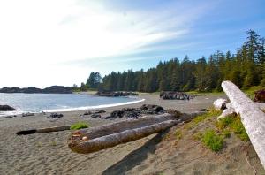 Wya Beach near Ucluelet, BC—Caroline Helbig