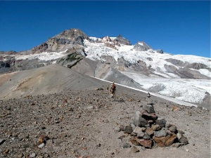 Walking the Rim of Opal Cone, Garibaldi Provincial Park—A.Juric