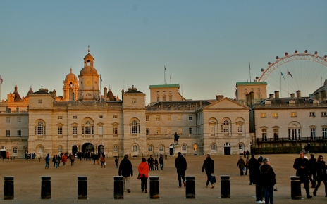 Horse Guards Building—C.Helbig