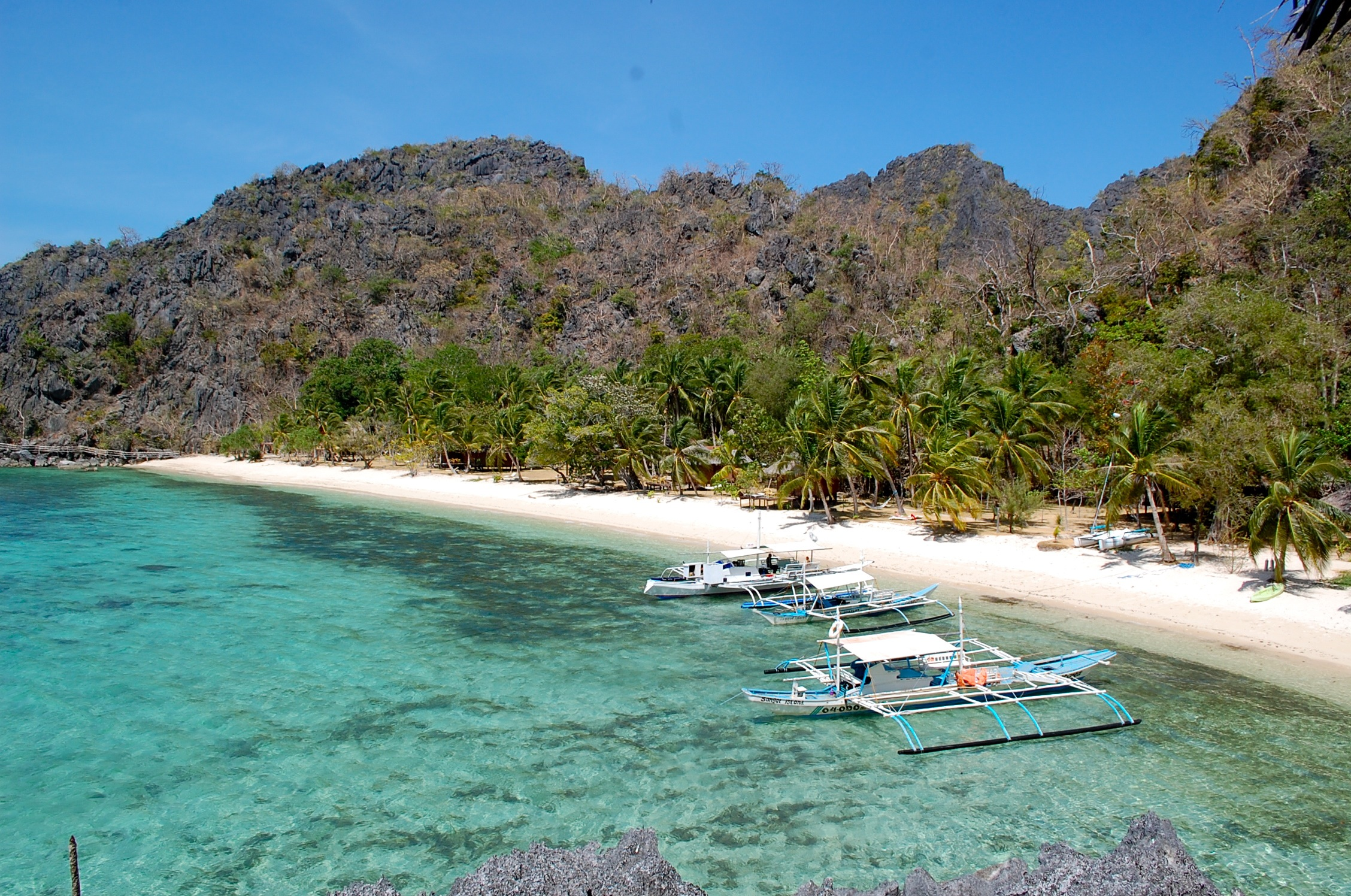 Island Hopping in Coron, Philippines and the Entrance Fee ...