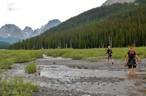 The Burstall Pass hike is well worth the numb feet—C.Helbig