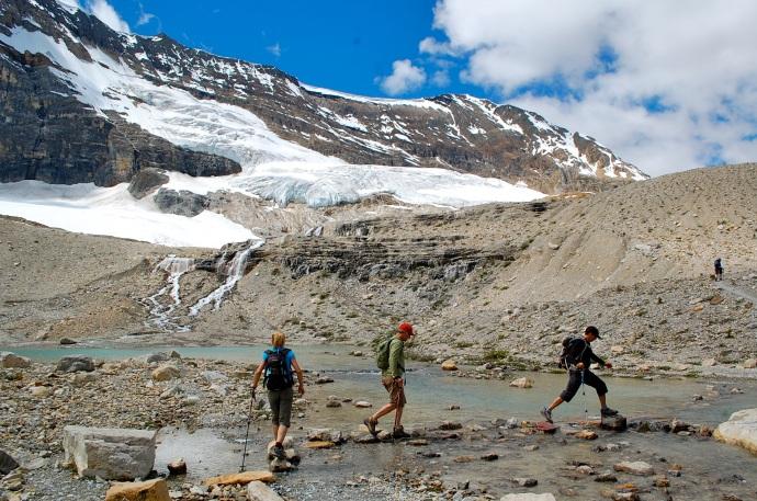Iceline Trail, Yoho Natioanl Park, British Columbia. C. Helbig