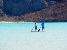 Playa Balandra, Baja California Sur