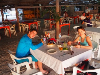 Restaurante Playa Pichilingue, Baja California Sur