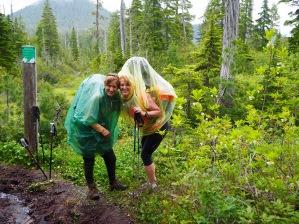 Tetrahedron Provincial Park, Sunshine Coast, British Columbia