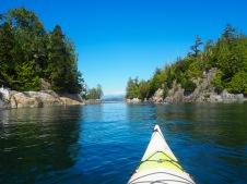Near Cedar Island—C.Helbig