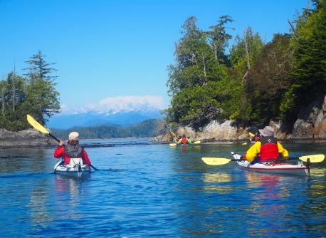 Broughton Archipelago, British Columbia