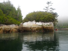 Foggy and fabulous Broughton Archipelago—C.Helbig