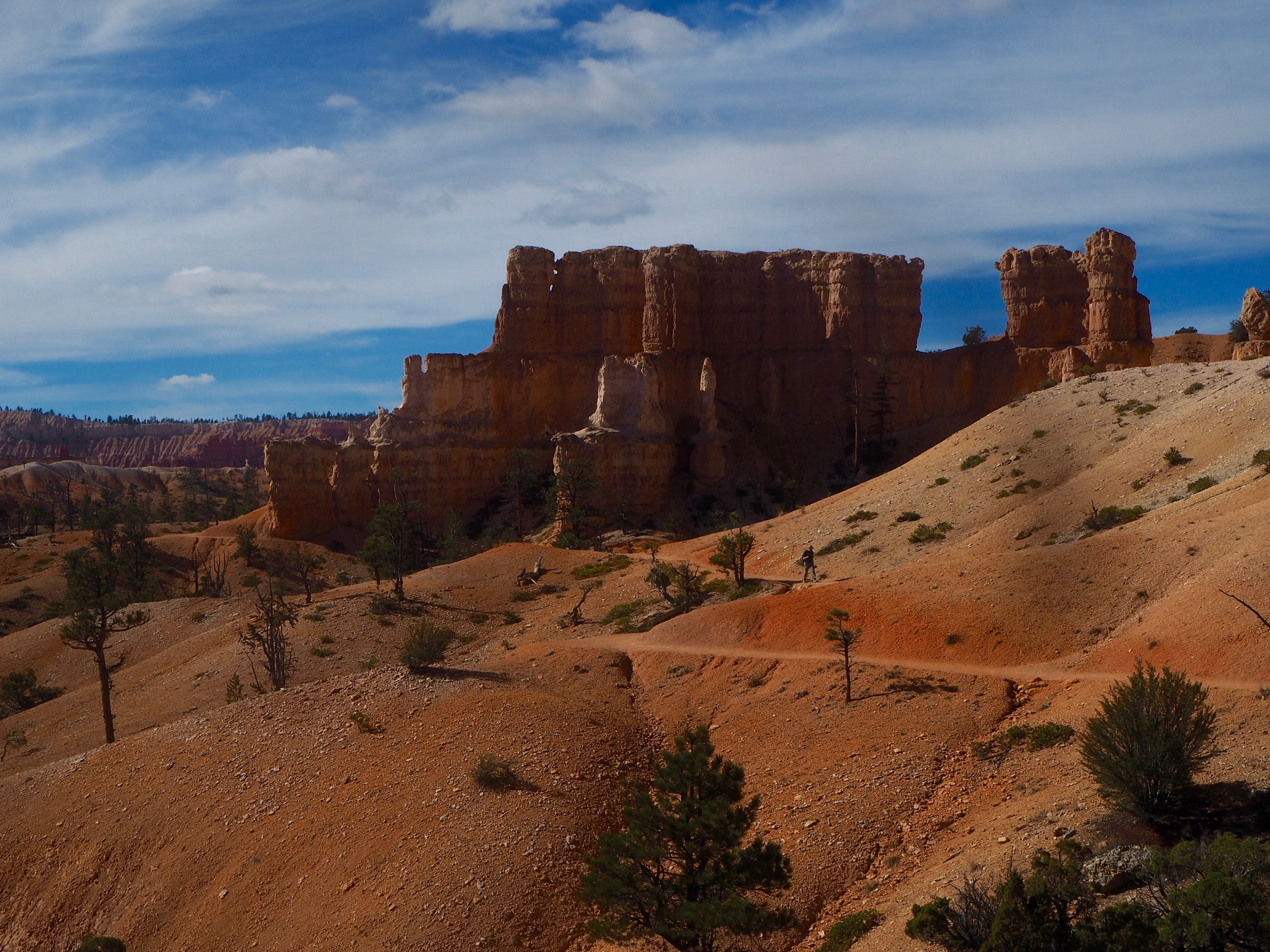 Sinking Ships And Tower Bridges On Fairyland Loop Trail Bryce Canyon Writes Of Passage