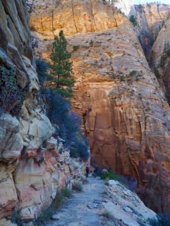 Approach to Echo Canyon on the way down—C.Helbig