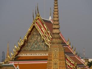 View to Wat Phra Kaew