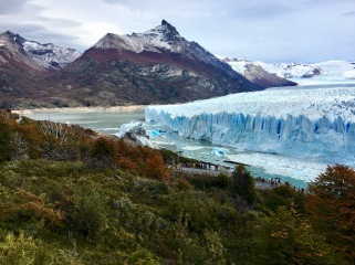 Perito Moreno in April, 2018