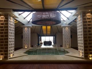 The Palacio de Sal, our very luxurious digs