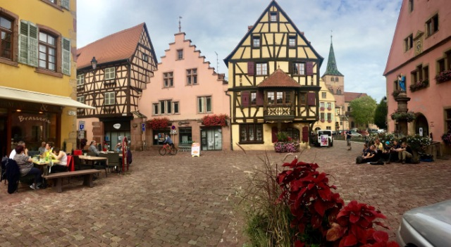 Turckheim, Alsace France