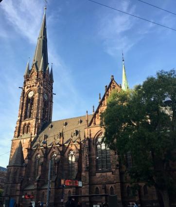Johanneskirche Saarbrücken