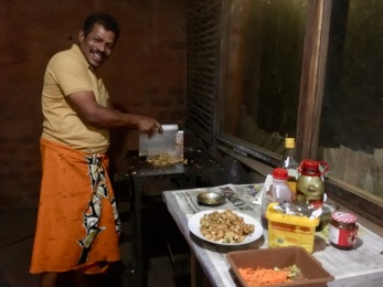 Super chef in Sigiriya