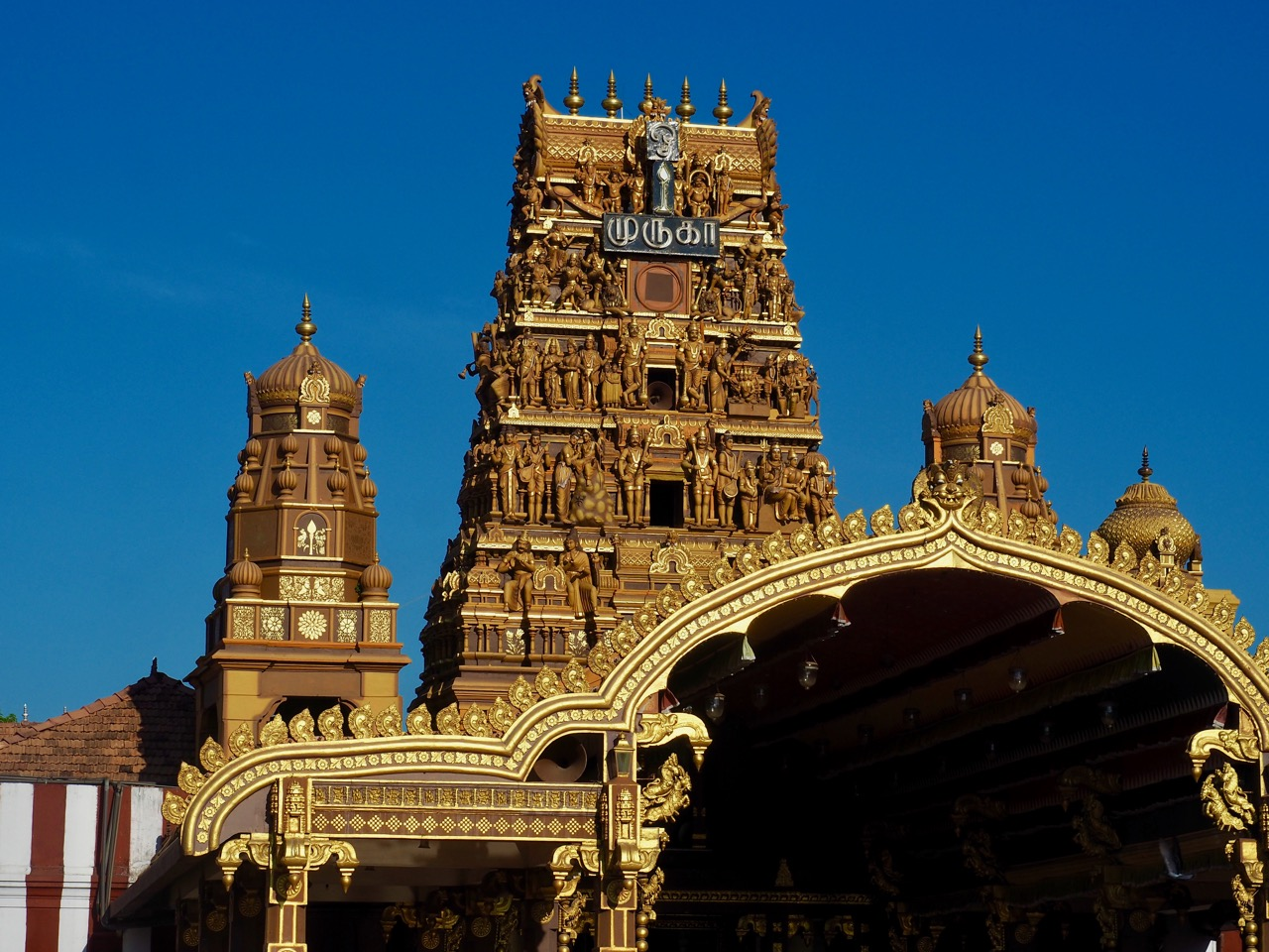 Nallur Kandaswamy Kovil in Jaffna